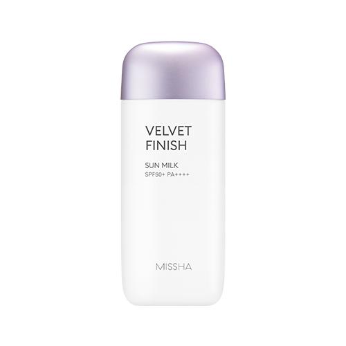 MISSHA All-around Safe Block Velvet Finish Sun Milk SPF50+ PA++++