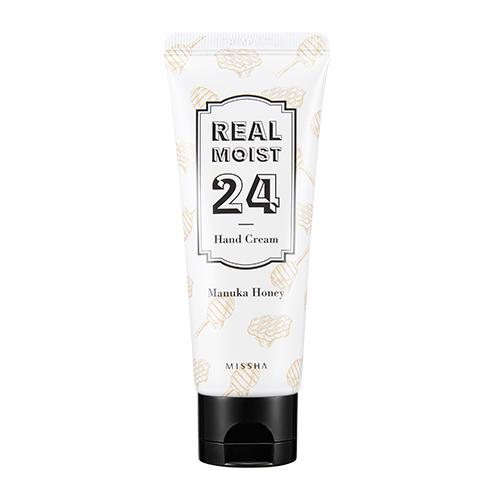 MISSHA Real Moist 24 Hand Cream Manuka Honey