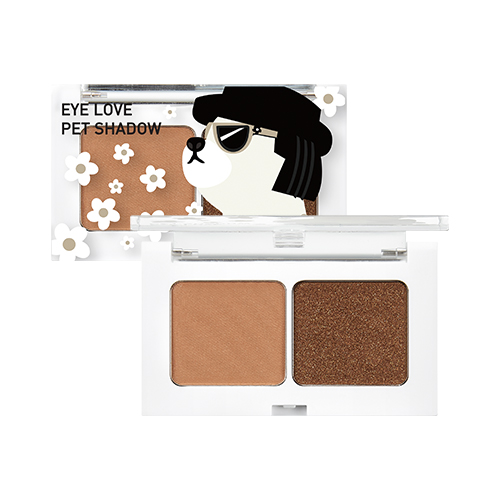 Missha Beyond Closet Edition Eye Love Pet Shadow