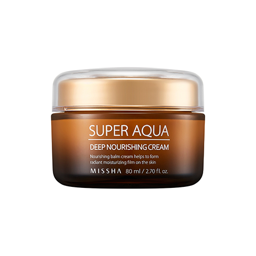 Missha Super Aqua Deep Nourishing Cream