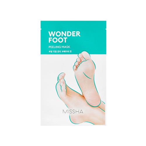 MISSHA Wonder Foot Peeling Mask
