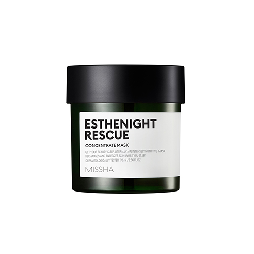 MISSHA Esthenight Rescue Concentrate Mask