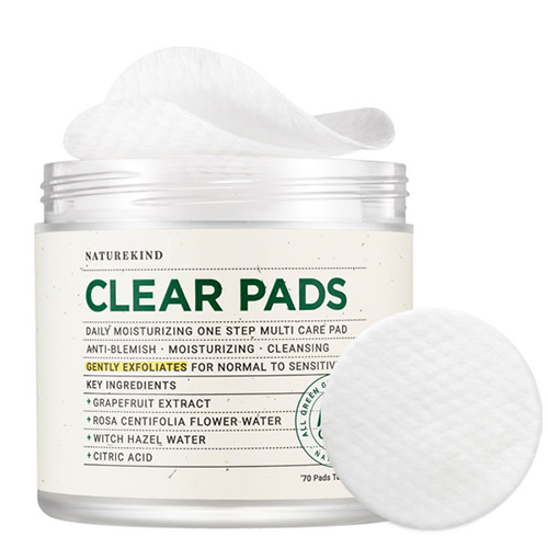 NATUREKIND Clear Pads