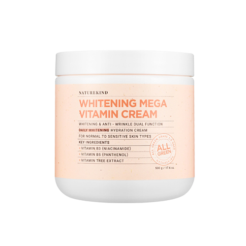 NATUREKIND Whitening Mega Vitamin Cream