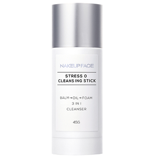 NAKEUP FACE Stress 0 Cleansing Stick
