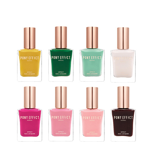 PONY EFFECT Effect Nail Lacquer