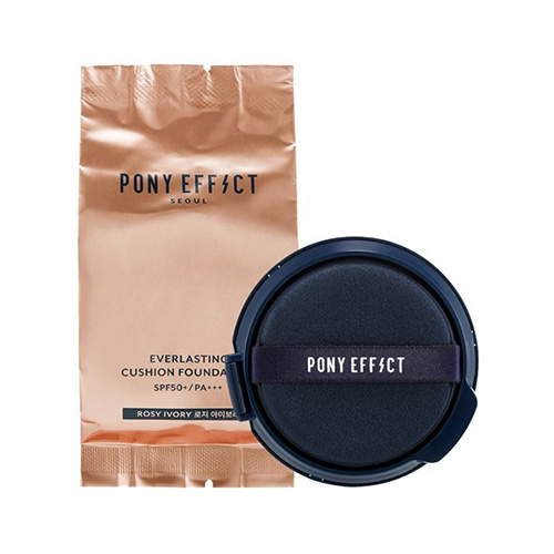 PONY EFFECT Everlasting Cushion Foundation Refill