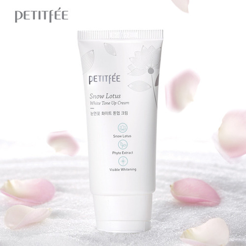 Petitfee_Snow_Lotus_White_Tone_Up_Cream_50ml