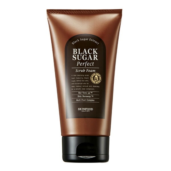 SkinFood Black Sugar Perfect Scrub Foam 180g