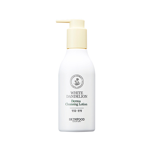 SKINFOOD White Dandelion Derma Cleansing Lotion