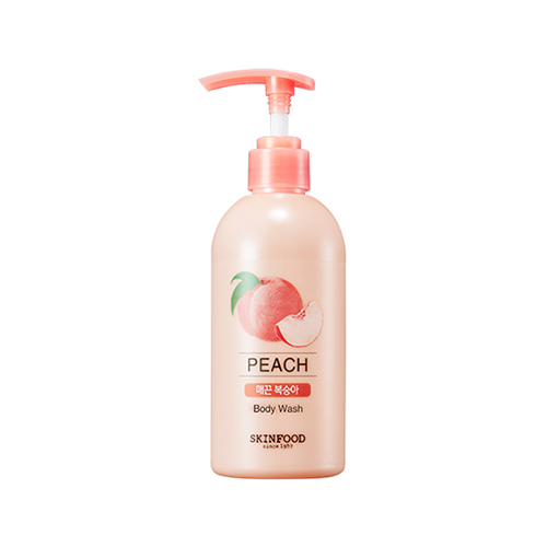 SkinFood Beauty In a Food Peach Body Wash