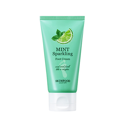 SkinFood Mint Sparkling Foot Cream