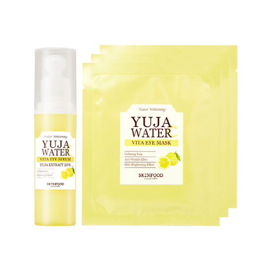 SkinFood_Yuja_Water_C_Vita_Eye_Serum_Set