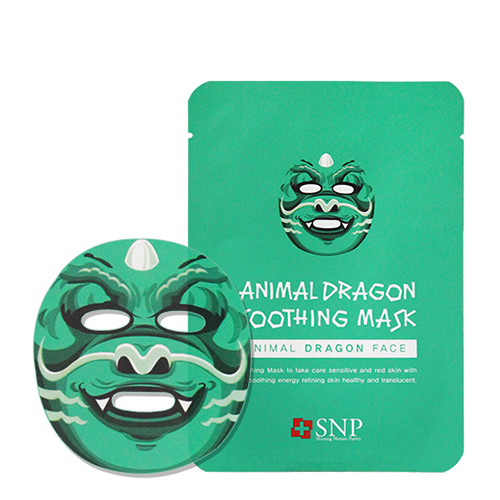 SNP Animal Dragon Soothing Mask