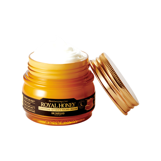 SkinFood_Royal_Honey_Essential_Queen's_Night_Cream_63ml