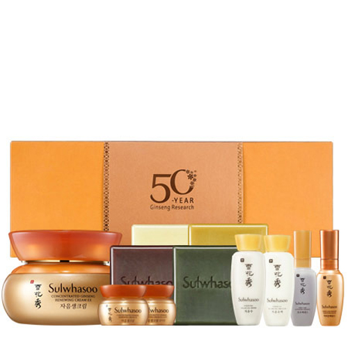 Sulwhasoo_Concentrated_Ginseng_Renewing_Cream_EX_Light_Heritage_Set
