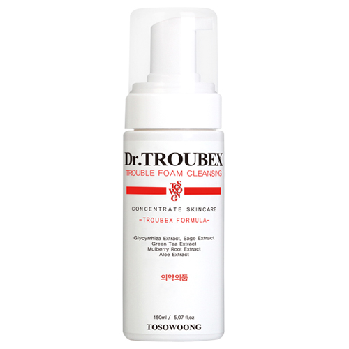TOSOWOONG_Dr._Troubex_Trouble_Foam_Cleansing_150ml