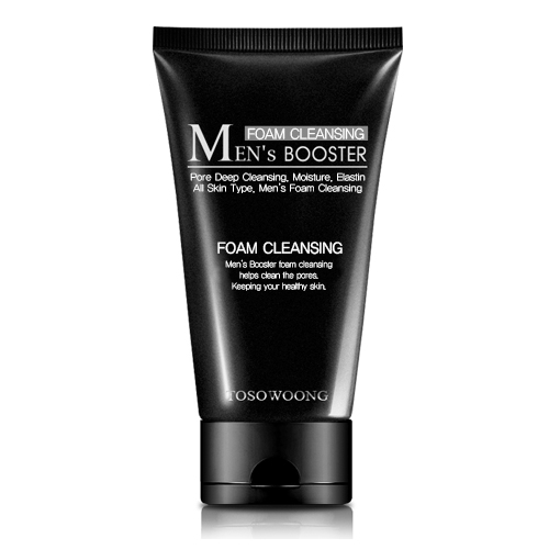 TOSOWOONG_Men's_Booster_Foam_Cleansing_100ml