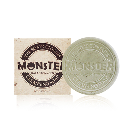 TOSOWOONG_Monster_Natural_Soap_100g