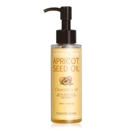 TOSOWOONG_Natural_Pure_Apricot_Seed_Cleansing_Oil_120ml