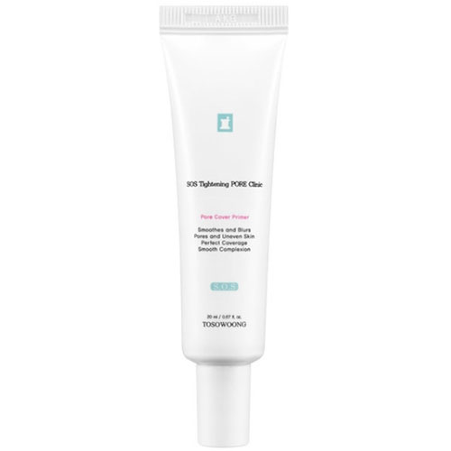 TOSOWOONG SOS Tightening PORE Clinic Pore Cover Primer