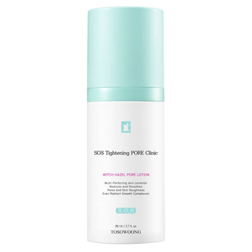TOSOWOONG SOS Tightening PORE Clinic Witch Hazel Pore Lotionr