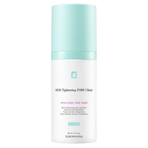 TOSOWOONG SOS Tightening PORE Clinic Witch Hazel Pore Toner