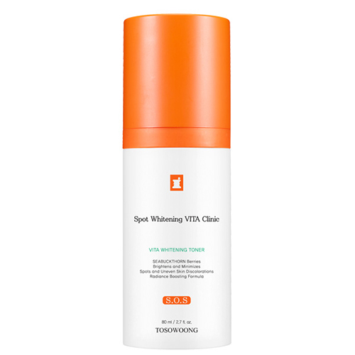 TOSOWOONG Spot Whitening VITA Clinic Vita Whitening Toner