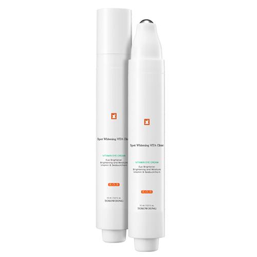 TOSOWOONG Spot Whitening VITA Clinic Vitamin Eye Cream