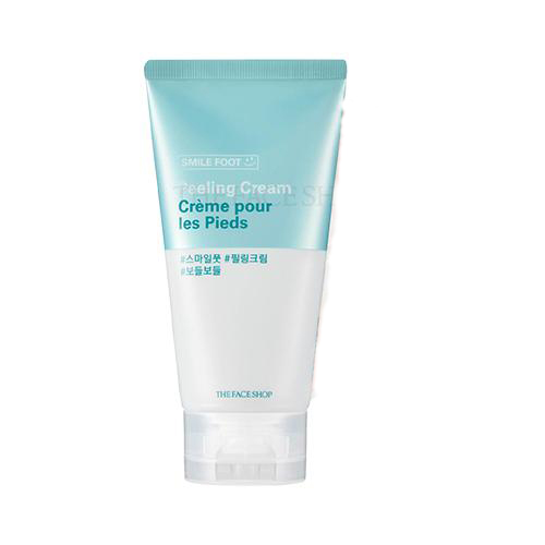 The FACE Shop Smile Foot Peeling Cream