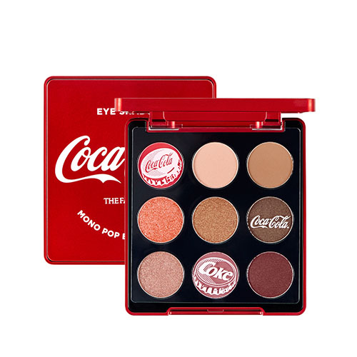 The Face Shop Coca-Cola Mono Pop Eyes