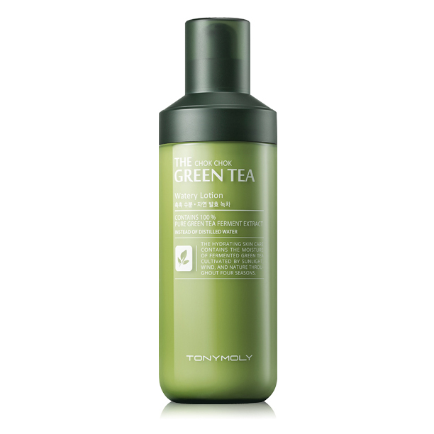TONYMOLY The Chok Chok Green Tea Watery Lotion 160ml