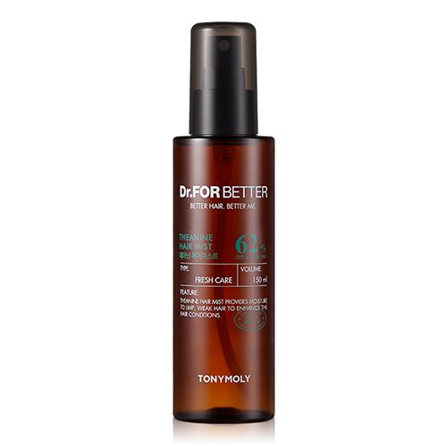 TONYMOLY Dr.For Better Theanine Hair Mist