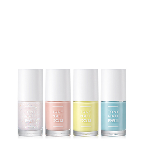 TONYMOLY Fabric Collection Tony Nail Lover