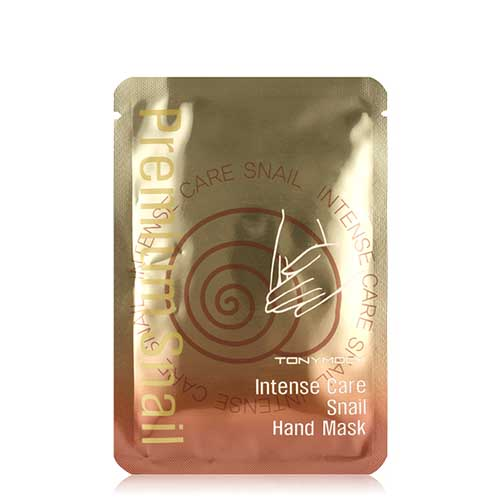 TONYMOLY Intense Care Snail Hand Mask