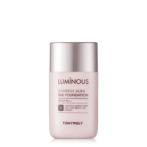 TONYMOLY Luminous Goddess Aura Silk Foundation