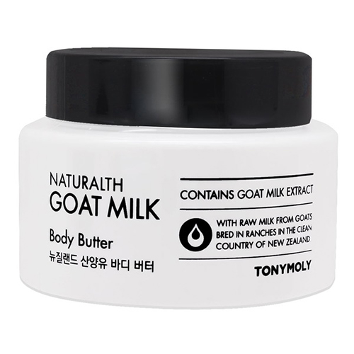 TONYMOLY Naturalth Goat Milk Body Butter