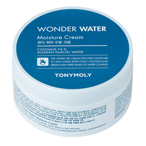 TONYMOLY Wonder Water Moisture Cream