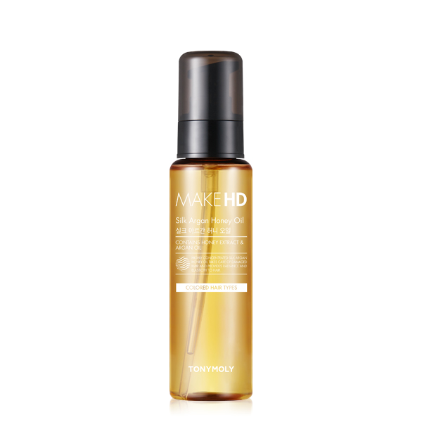 TONYMOLY_Make_HD_Silk_Argan_Oil_Honey_85ml