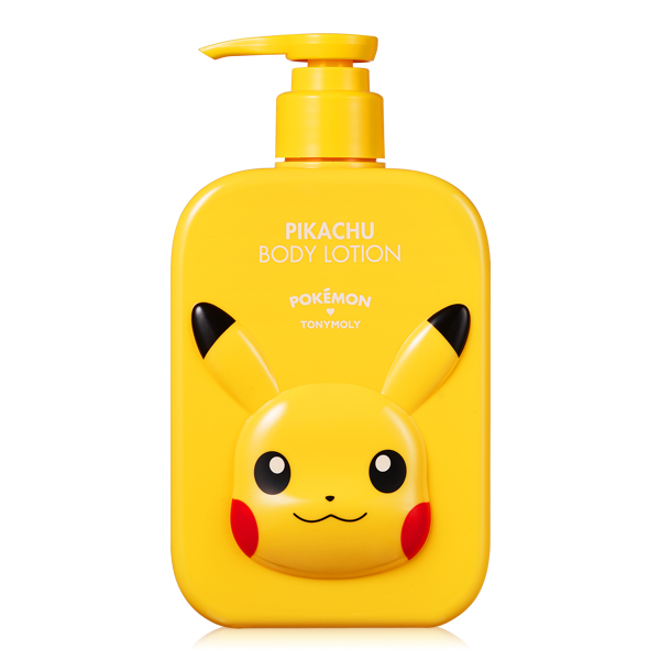 TONYMOLY_PIKACHU_Body_Lotion_300ml