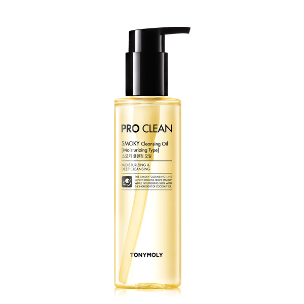 TONYMOLY_Pro_Clean_Smoky_Cleansing_Oil_150ml