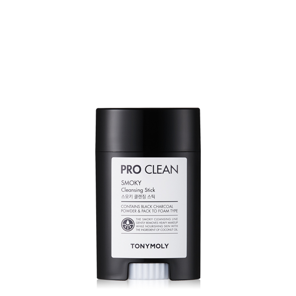 TONYMOLY_Pro_Clean_Smoky_Cleansing_Stick_25g