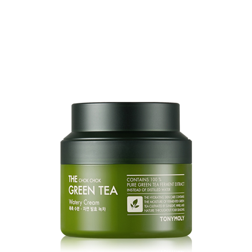 TONYMOLY_THE_Chok_Chok_Green_Tea_Watery_Cream_100ml
