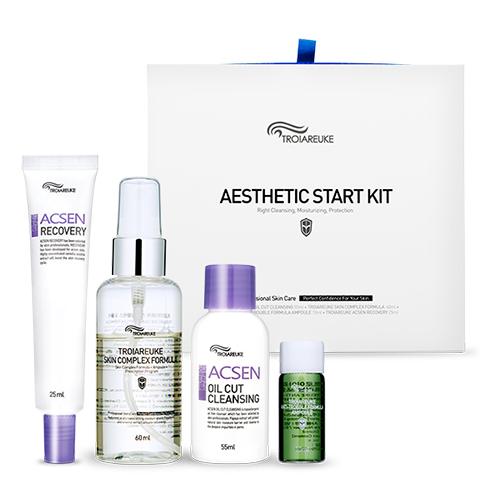 TROIAREUKE Aesthetic Start Kit