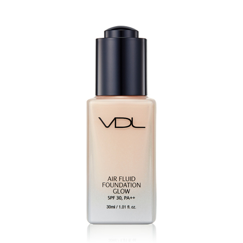 VDL Air Fluid Foundation Glow SPF 30, PA ++