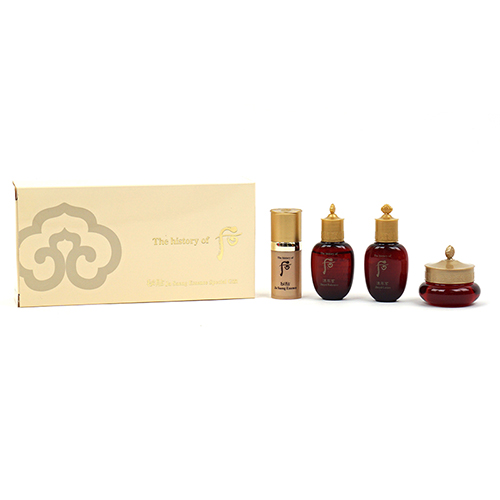 The History of Whoo Ja Saeng Essence Special Gift