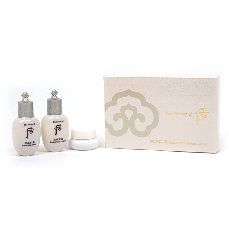 The_History_of_Whoo_Radiant_White_Special_Gift_Set