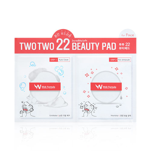 Wish Formula Two Two 22 Beauty Pad
