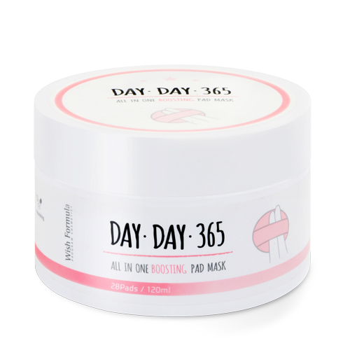 Wish Formula Day Day 365 All In One Boosting Pad Mask