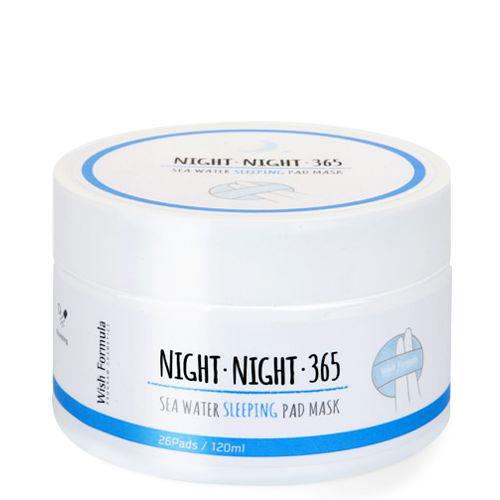 Wish Formula Night Night 365 Sea Water Sleeping Pad Mask